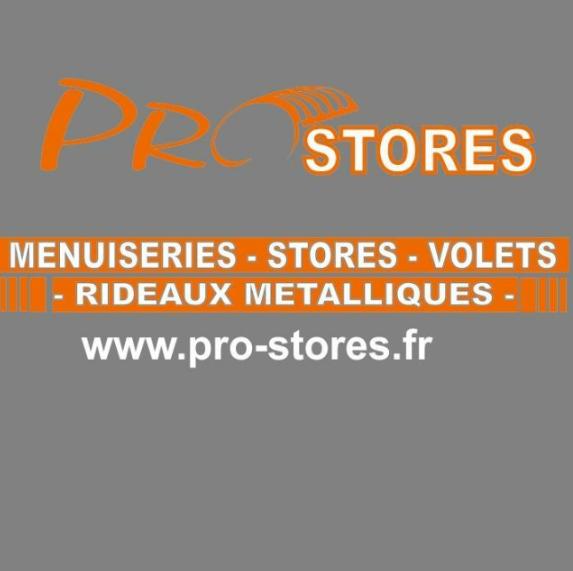 Pro Stores: storiste, menuisier, aluminium, PVC, rideaux métalliques, volets roulants, moustiquaire